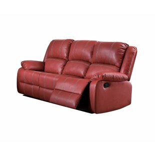 Maddock Motion Reclining Sofa by Latitude Run