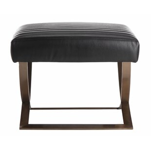 Cartersville X Upholstered Bench