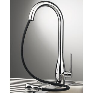 Maestro Bath Jar Pull Out Single Handle Kitchen Faucet