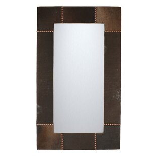 Reviews Cheyenne Rustic Accent Mirror ByMy Amigos Imports