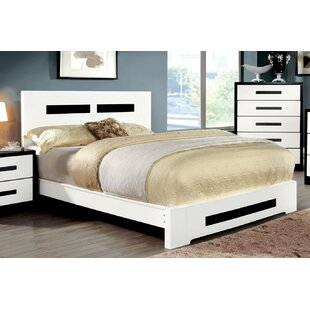 Hokku Designs Panel Bed