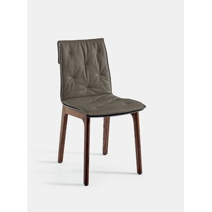 Alfa Upholstered Dining Chair by Bontempi..