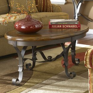 Ventura Forge Coffee Table by Astoria Grand