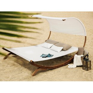 Oconnor Double Chair Hammock with Stand