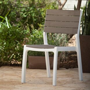 Harmony Stacking Dining Chair By Keter