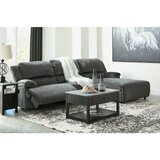 Heiko Right Hand Facing Reclining Sectional by Winston Porter