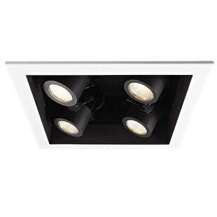 LED Multi-Spotlight Recessed Lighting Kit by WAC Lighting