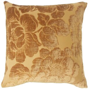 Phoenix Floral Floor Pillow