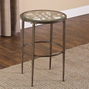 Ouarzazate End Table by World Menagerie