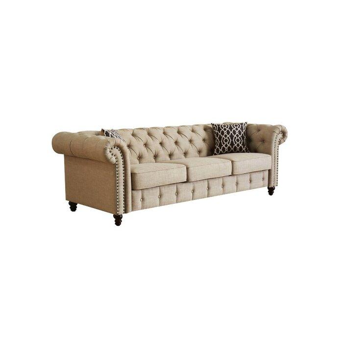 Magnificent Whetzel Vintage Sofa Theyellowbook Wood Chair Design Ideas Theyellowbookinfo