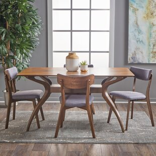 Taurean 5 Piece Dining Set by Corrigan Studio Cool