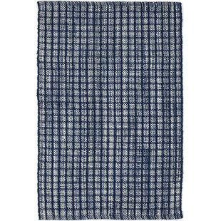 Coco Hand-Woven Blue Indoor/Outdoor Area Rug