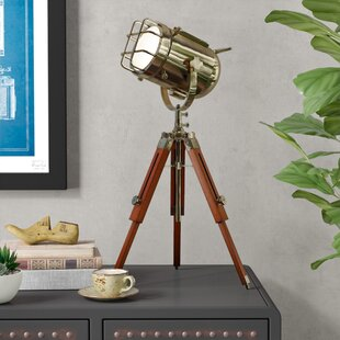 Hirth 27 Tripod Table Lamp