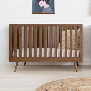 Best Choices Nifty Timber 3-in-1 Convertible Crib ByUbabub