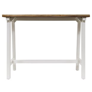 Salazar Trestle Console Table by Union Rustic