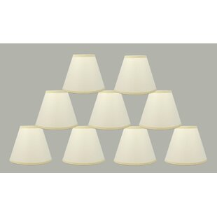Look for 6 Paper Empire Lamp Shade (Set of 9) By Charlton Home