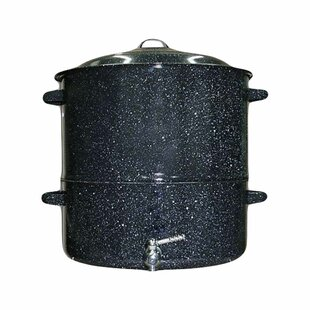 Graniteware 19 Qt. Multi-Pot with Faucet