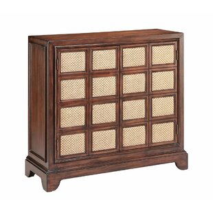 Crooker 2 Door Accent Cabinet by World Menagerie