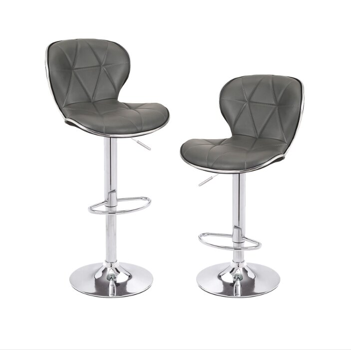 Terrific Leather Bar Stools Bar Stools Counter Height Stools Bar Gmtry Best Dining Table And Chair Ideas Images Gmtryco
