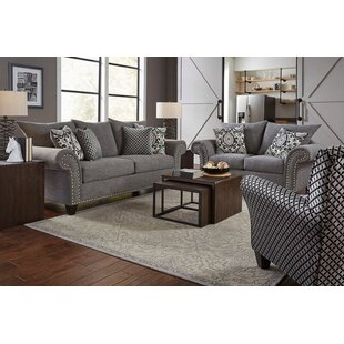Darby Home Co Panorama Configurable Livin..