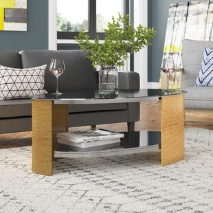 Sunterra Coffee Table With Storage By George Oliver