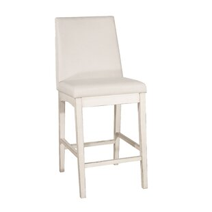 Compare Kinsey Full Back Bar Stool (Set of 2) by Rosecliff Heights Reviews (2019) & Buyer's Guide