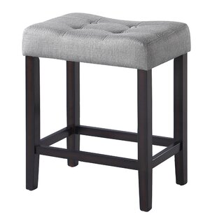 Eleanora 24.5 Bar Stool (Set of 2) by Darby Home Co