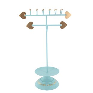 Look for Metal Arrows Jewelry Display and Jewelry Stand Hanger Organizer ByIkee Design