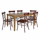 Alabama 7 Piece Dining Set by August Grove®