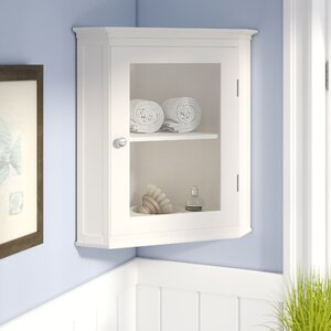 Sumter 15″ W x 24″ H Wall Mounted Cabinet