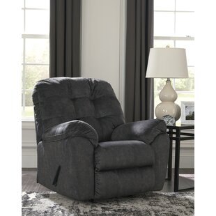 Read Reviews Rupendra Handle Rocker Recliner by Red Barrel Studio Reviews (2019) & Buyer's Guide