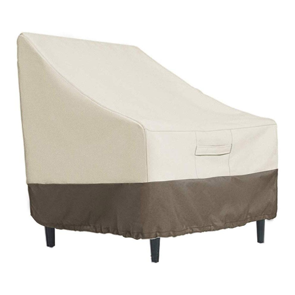 - Rebrilliant Breathable Paito Chaise Lounge Cover Wayfair