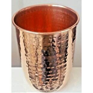 Shollenbarger Traditional Old Fashioned Glass 15 oz. Copper