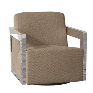 Scholl Swivel Armchair by Bernhardt