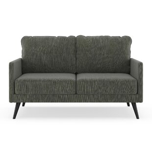 Crosstown Loveseat by Corrigan Studio Read Reviews