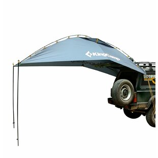 Kingcamp Compass Outdoor Car Canopy 6 Person Tent