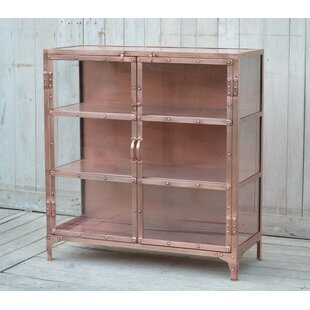 Doty Curio Cabinet by 17 Stories