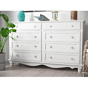 Online Reviews Alberta 8 Drawer Double Dresser by Viv + Rae Reviews (2019) & Buyer's Guide