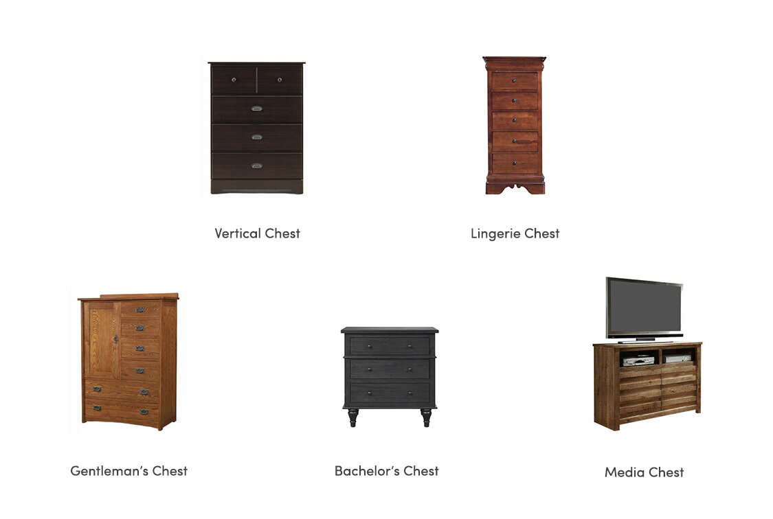 Guide to the Different Types of Dressers & Chests  Wayfair