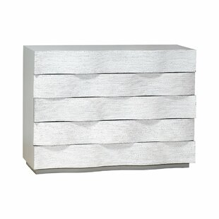 Welton 5 Drawer Dresser by Rosecliff Heights