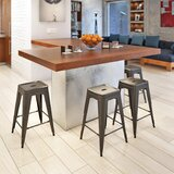 Borup Bar & Counter Stool (Set of 4) by 17 Stories