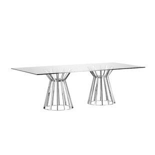 Ishan Dining Table by Wade Logan Design