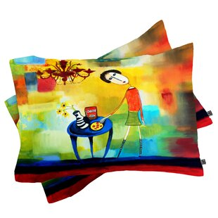 Robin Faye Gates Cheeze It Thank You Pillowcase
