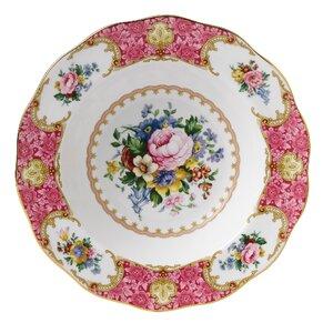 Lady Carlyle Rim Soup Bowl