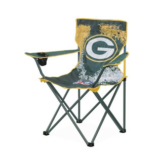 NFL Kids Camping Chair With Cup Holder