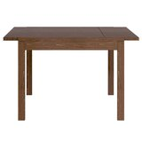 Soucy Extendable Solid Wood Dining Table by Foundry Select