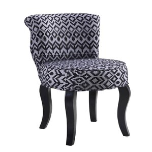 Jackson Triangle Trellis Side Chair by Bunga..