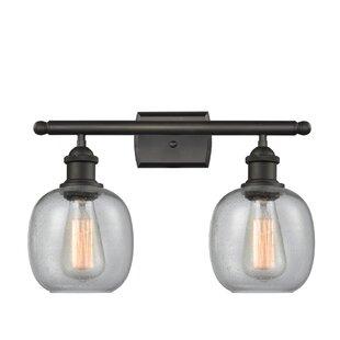 Affordable Raye 2-Light Vanity Light By Ivy Bronx