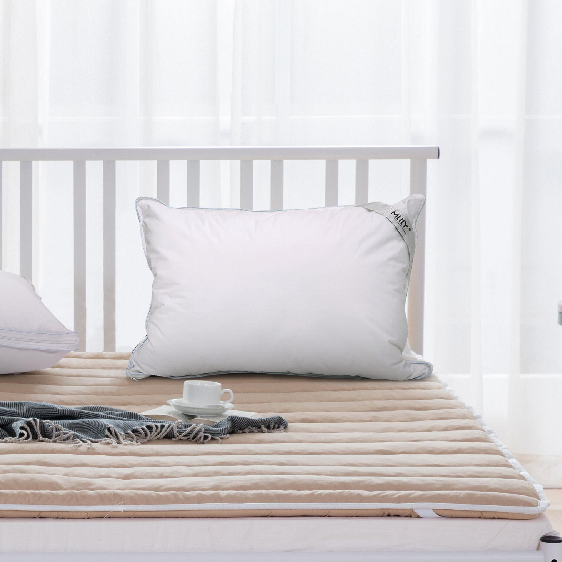 Mlily Canada Inc Classic Cooling Gel Memory Foam Standard Pillow Wayfair