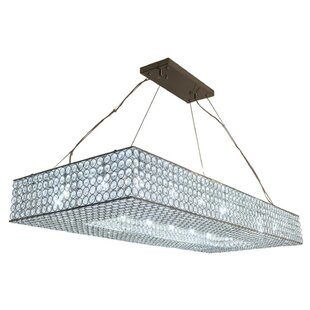 Kyleigh 18-Light Semi Flush Mo..